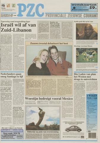 Provinciale Zeeuwse Courant 1998-11-30