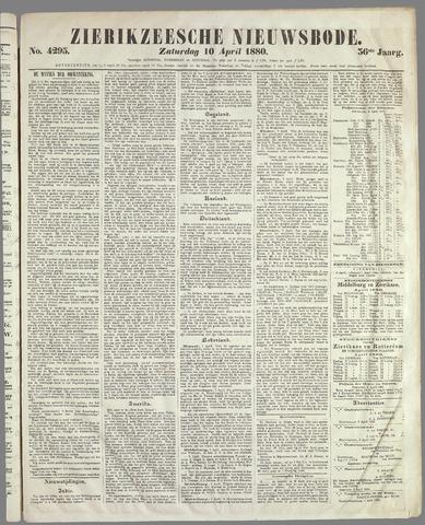 Zierikzeesche Nieuwsbode 1880-04-10