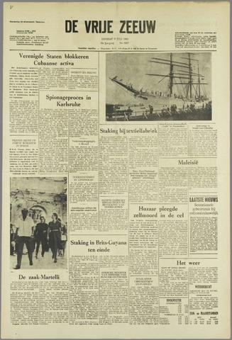 de Vrije Zeeuw 1963-07-09