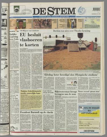 de Stem 1996-07-25