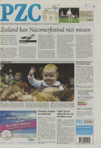 Provinciale Zeeuwse Courant 2008-09-08