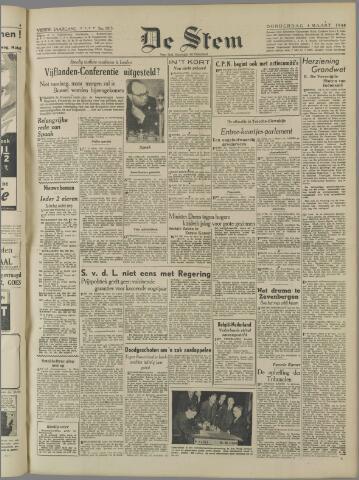 de Stem 1948-03-04