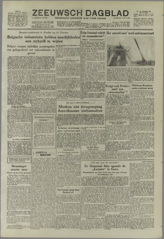 Zeeuwsch Dagblad 1952-10-04