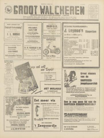 Groot Walcheren 1970-02-05