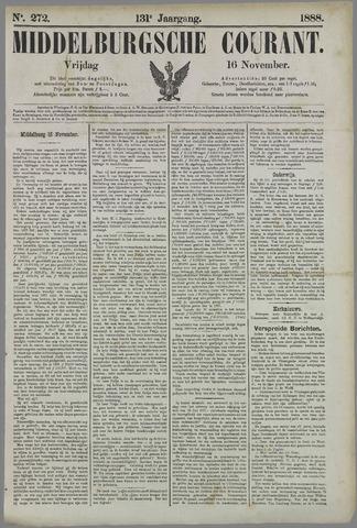 Middelburgsche Courant 1888-11-16