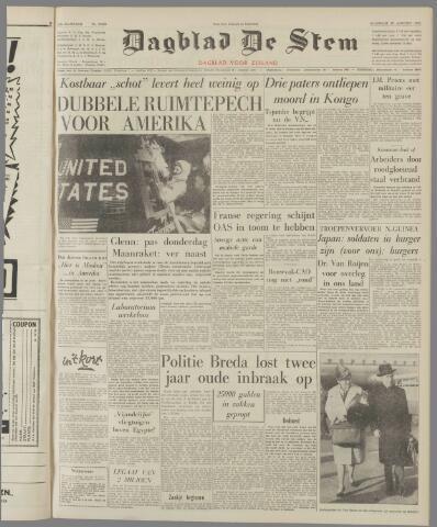 de Stem 1962-01-29