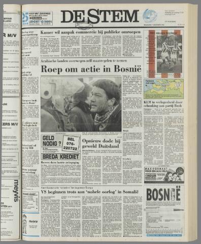 de Stem 1992-12-07