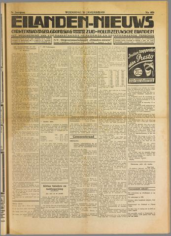 Eilanden-nieuws. Christelijk streekblad op gereformeerde grondslag 1935-01-30
