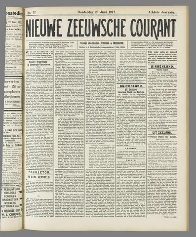 Nieuwe Zeeuwsche Courant 1912-06-20