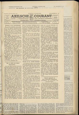 Axelsche Courant 1948-01-14