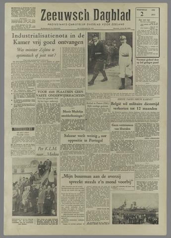 Zeeuwsch Dagblad 1958-07-02