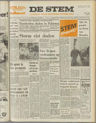 de Stem 1974-12-30