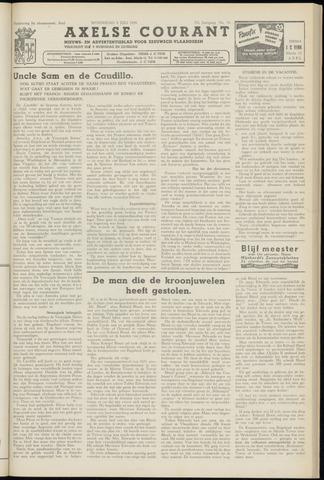 Axelsche Courant 1958-07-09
