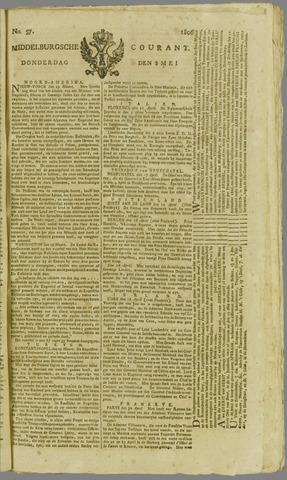 Middelburgsche Courant 1806-05-08