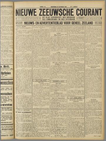 Nieuwe Zeeuwsche Courant 1932-12-29