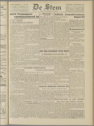de Stem 1946-09-11