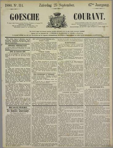 Goessche Courant 1880-09-25