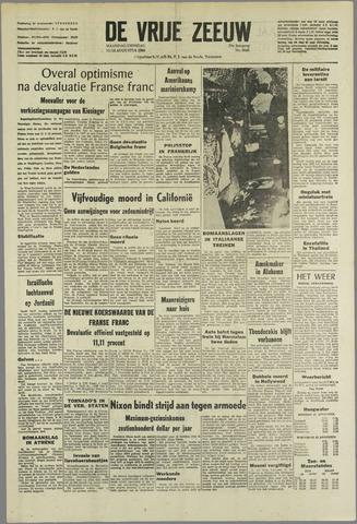 de Vrije Zeeuw 1969-08-11