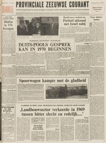 Provinciale Zeeuwse Courant 1969-12-23