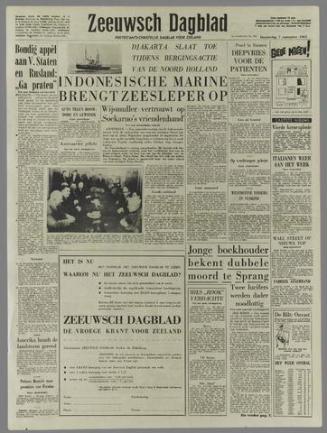 Zeeuwsch Dagblad 1961-09-07