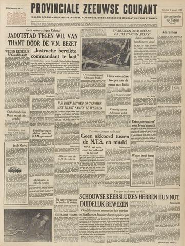 Provinciale Zeeuwse Courant 1963-01-05