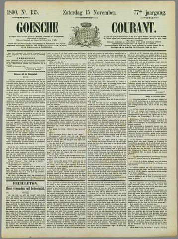 Goessche Courant 1890-11-15
