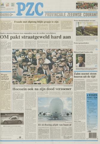 Provinciale Zeeuwse Courant 1999-02-09