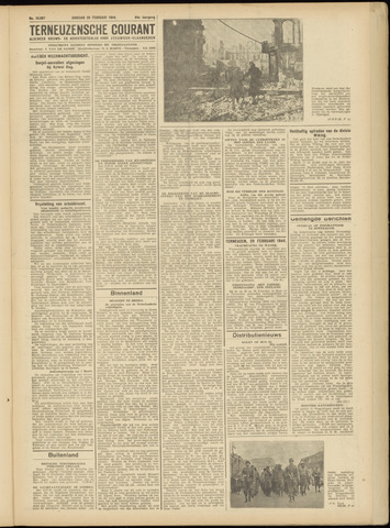 Ter Neuzensche Courant. Algemeen Nieuws- en Advertentieblad voor Zeeuwsch-Vlaanderen / Neuzensche Courant ... (idem) / (Algemeen) nieuws en advertentieblad voor Zeeuwsch-Vlaanderen 1944-02-29