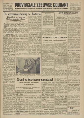 Provinciale Zeeuwse Courant 1949-05-09