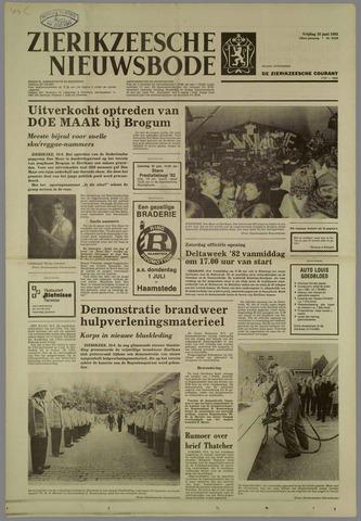 Zierikzeesche Nieuwsbode 1982-06-25