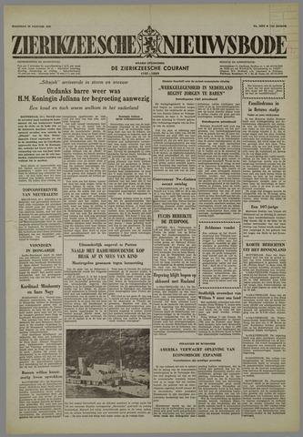 Zierikzeesche Nieuwsbode 1958-01-20