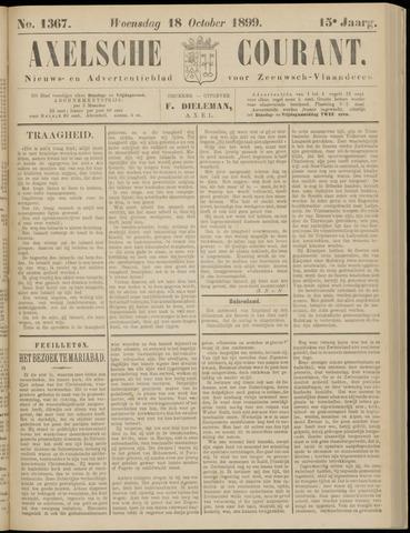 Axelsche Courant 1899-10-18