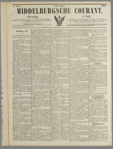 Middelburgsche Courant 1905-07-08
