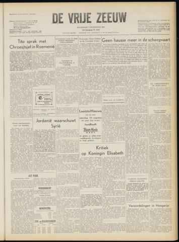 de Vrije Zeeuw 1957-08-05