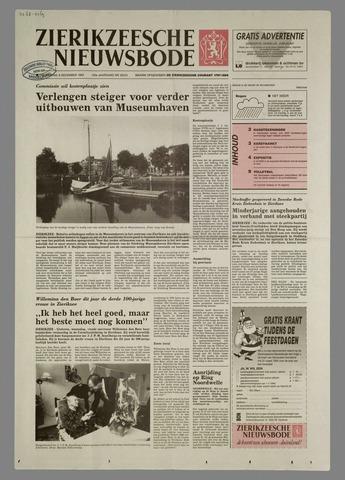 Zierikzeesche Nieuwsbode 1993-12-09