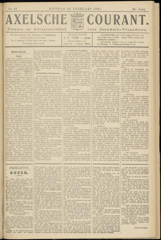 Axelsche Courant 1931-02-24