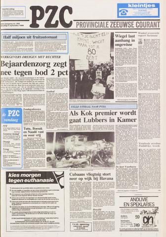 Provinciale Zeeuwse Courant 1989-09-05