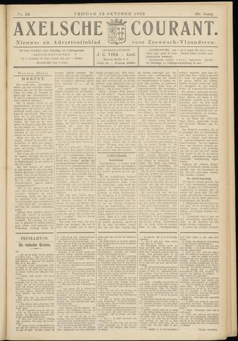 Axelsche Courant 1933-10-13