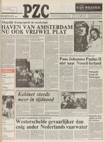 Provinciale Zeeuwse Courant 1979-08-30