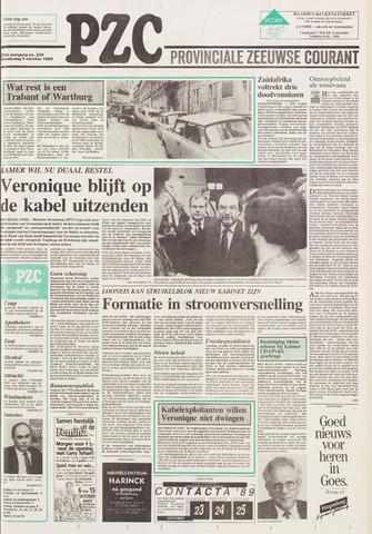 Provinciale Zeeuwse Courant 1989-10-05