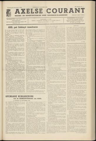Axelsche Courant 1965-10-02