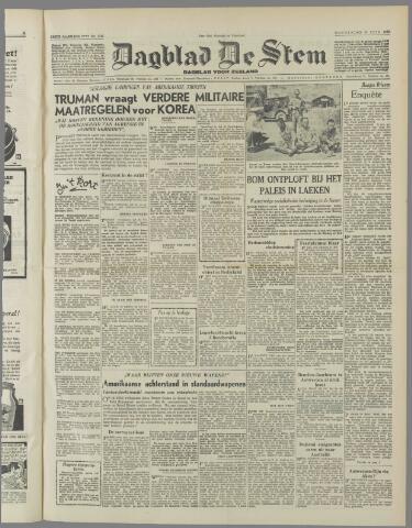 de Stem 1950-07-20