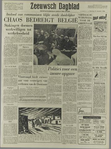 Zeeuwsch Dagblad 1960-12-24