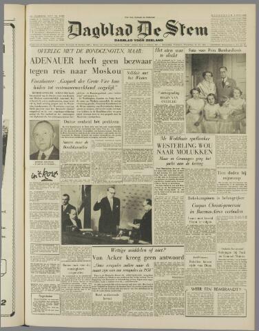 de Stem 1955-06-09