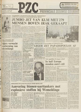 Provinciale Zeeuwse Courant 1973-11-26