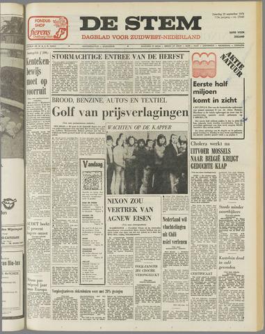 de Stem 1973-09-22