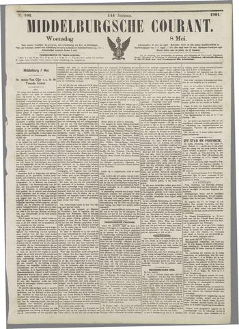 Middelburgsche Courant 1901-05-08