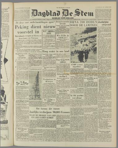 de Stem 1951-01-23