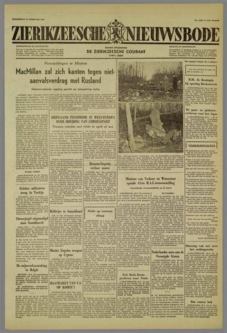 Zierikzeesche Nieuwsbode 1959-02-26