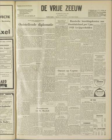 de Vrije Zeeuw 1958-07-12